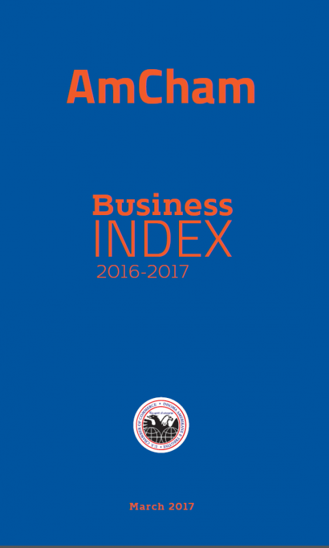 AmCham Business Index 2016-2017