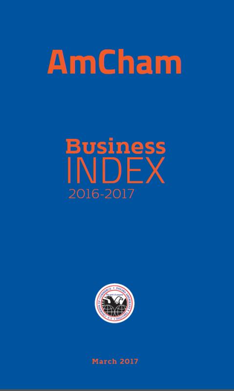 AmCham Business Index 2016-2017