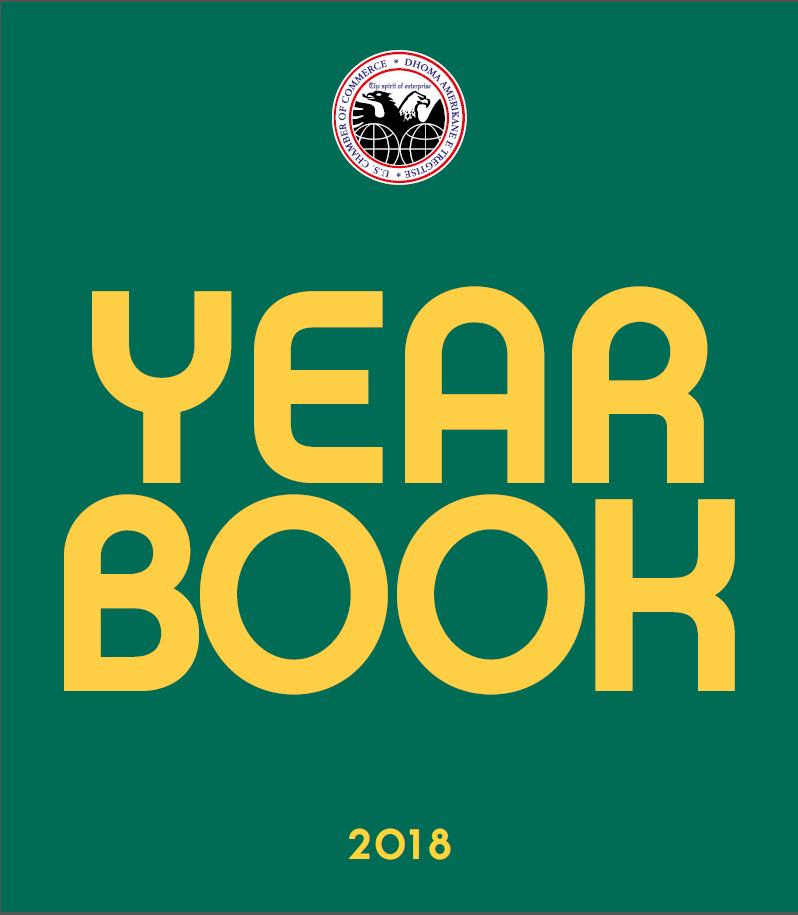 AmCham Year Book 2018