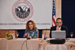 Business Forum with Deloitte Albania (1)
