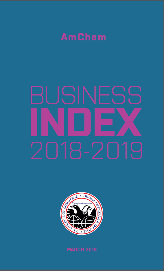 AmCham Business Index 2018-2019