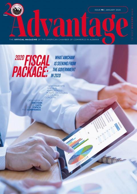 AmCham Advantage nr.98 Feb 2020