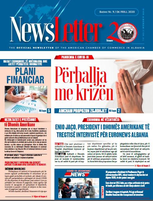 Newsletter - shqip