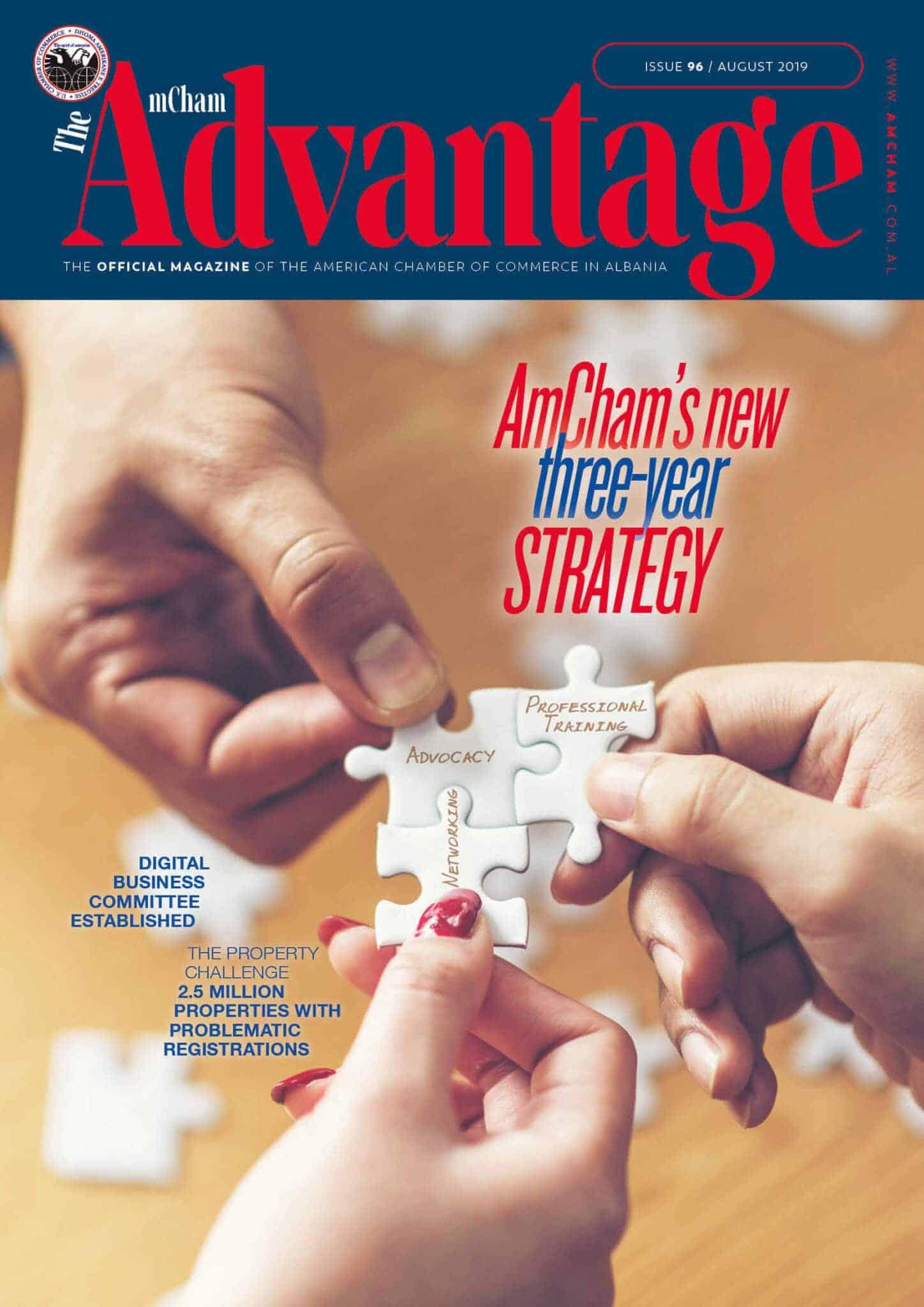 AmCham Advantage Magazine nr.96