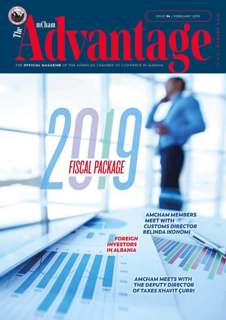 AmCham Magazine February 2019