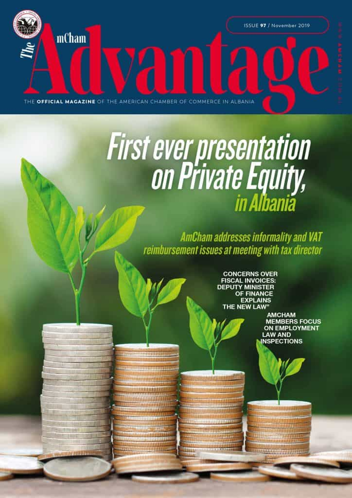AmCham Advantage 97 - November 2019