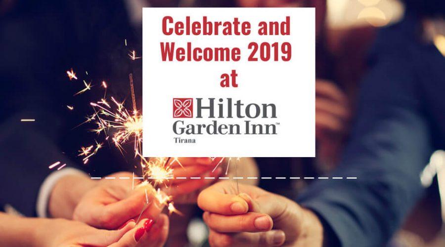 Celebrate at Hilton Garden Inn