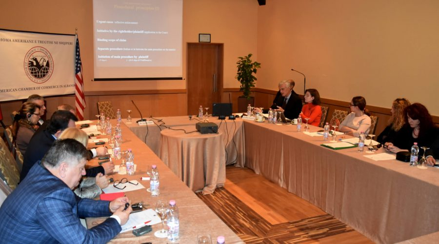 Judges Training on the new Law on Copyright (1)
