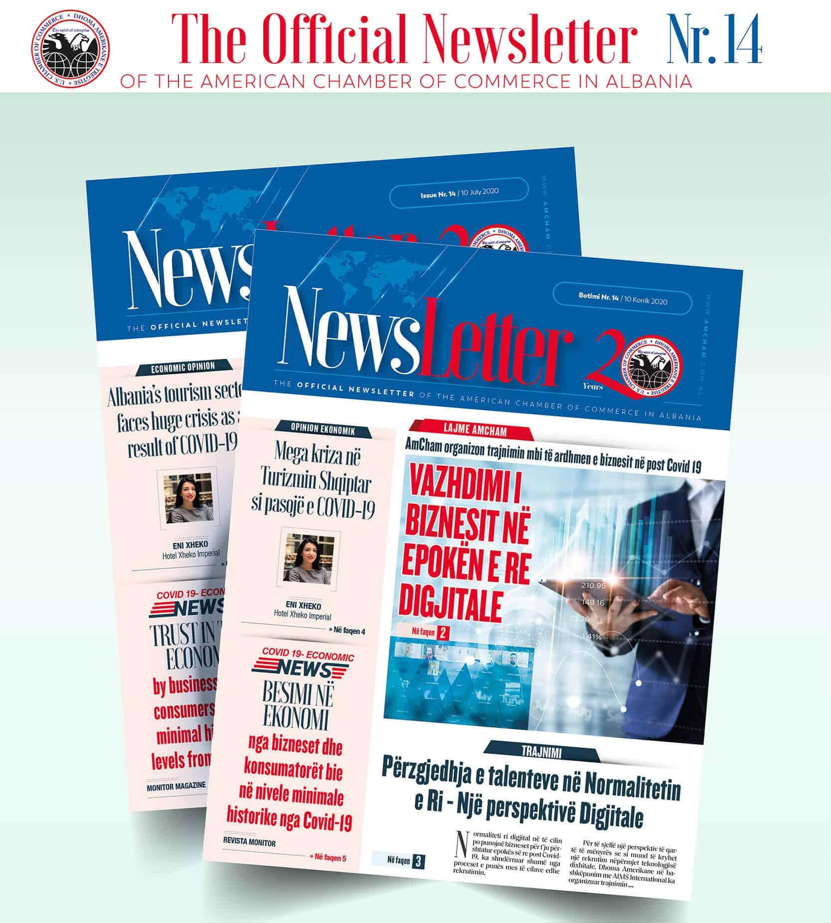 Newsletter 14