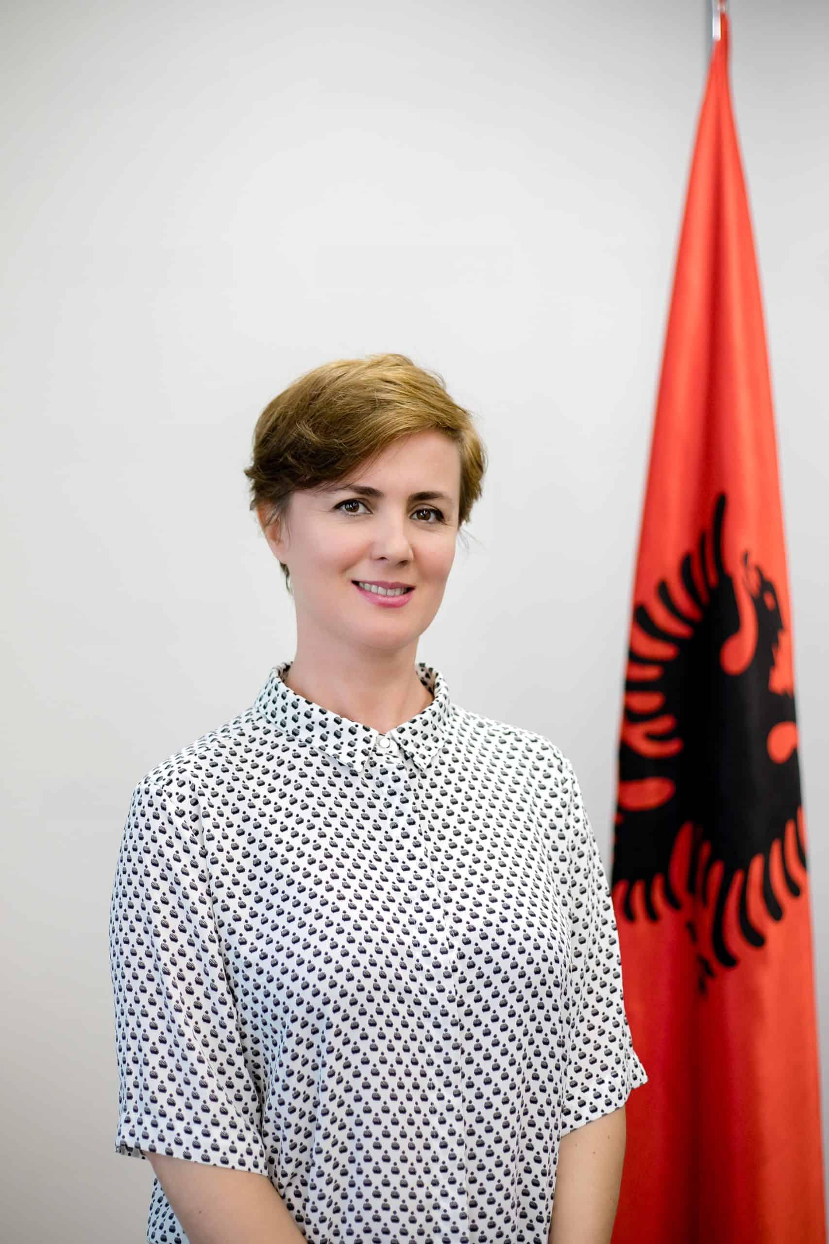 Gentiana Rusta