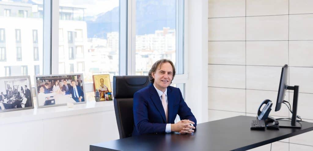 Andi Ballta, Drejtor i Pergjithshem Ekzekutiv