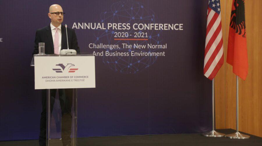 Konferenca Vjetore e Dhomës Amerikane të Tregtisë (web)