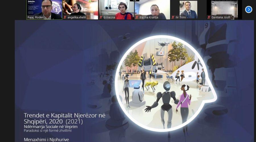AmCham Albania dhe Deloitte Albania flasin për Trendet e Kapitalit Njerëzor në 2020