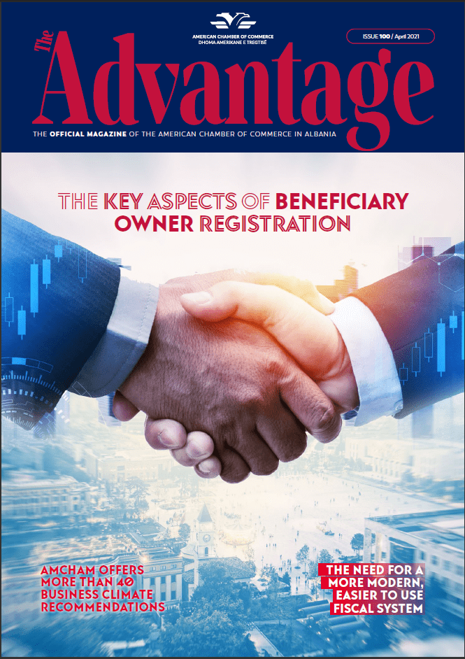The AmCham Advantage nr 100