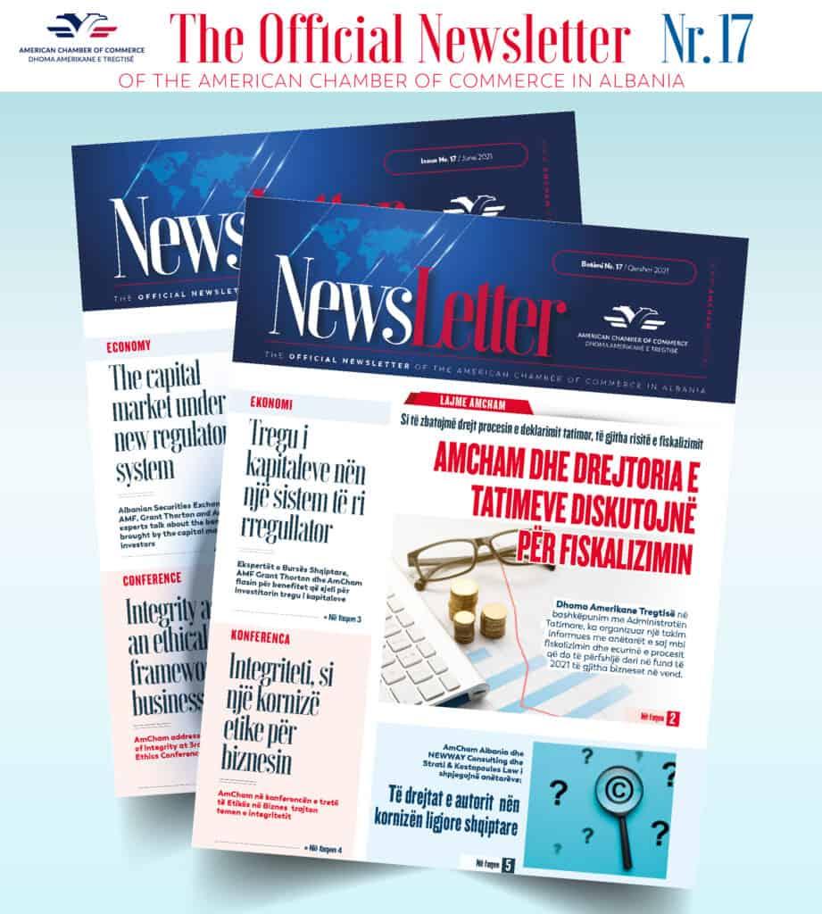 Newsletter (english & shqip) nr. 17