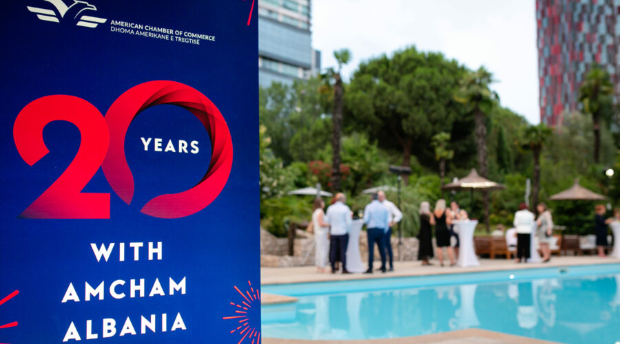20 Year AmCham Albania